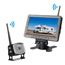 wireless AHD backup camera monitor