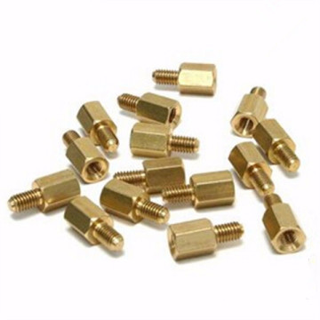 Brass Hex Round Male Femal Threaded  Standoff