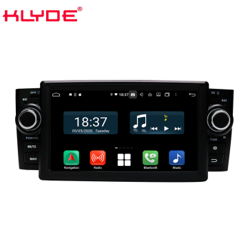 Android car radio for Fiat Punto Linea