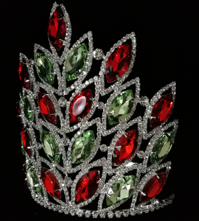 Wholesale Tiara Rhinestone Pageant Crown