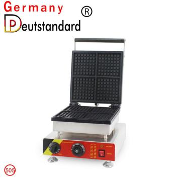 snack machine waffle machine waffle maker machine with CE factory price