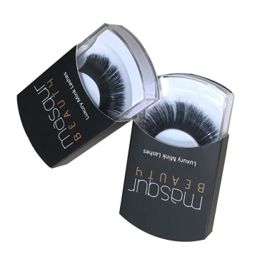 Custom Label Free Sample Eyelashes Paper Box