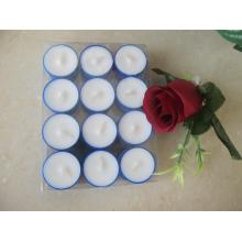 Scentsational Clean Burning Smokeless White Tealight Candle