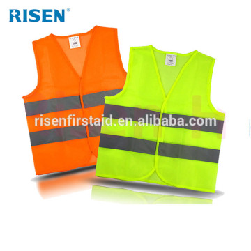 High protective reflective safety vest