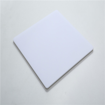 Polycarbonate diffuser sheet for lampshade