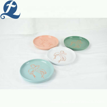 High quality dinnerware restaurant ceramic dinner plate sets ceramic
