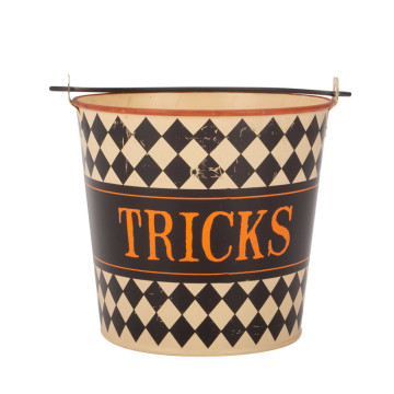 Perfect Bucket For Treats Or Decoration