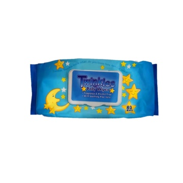 Organic Baby Wipes Natural Eco Friendly Wet Tissues