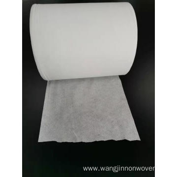 Spunlace Nonwoven Soft Towel Roll