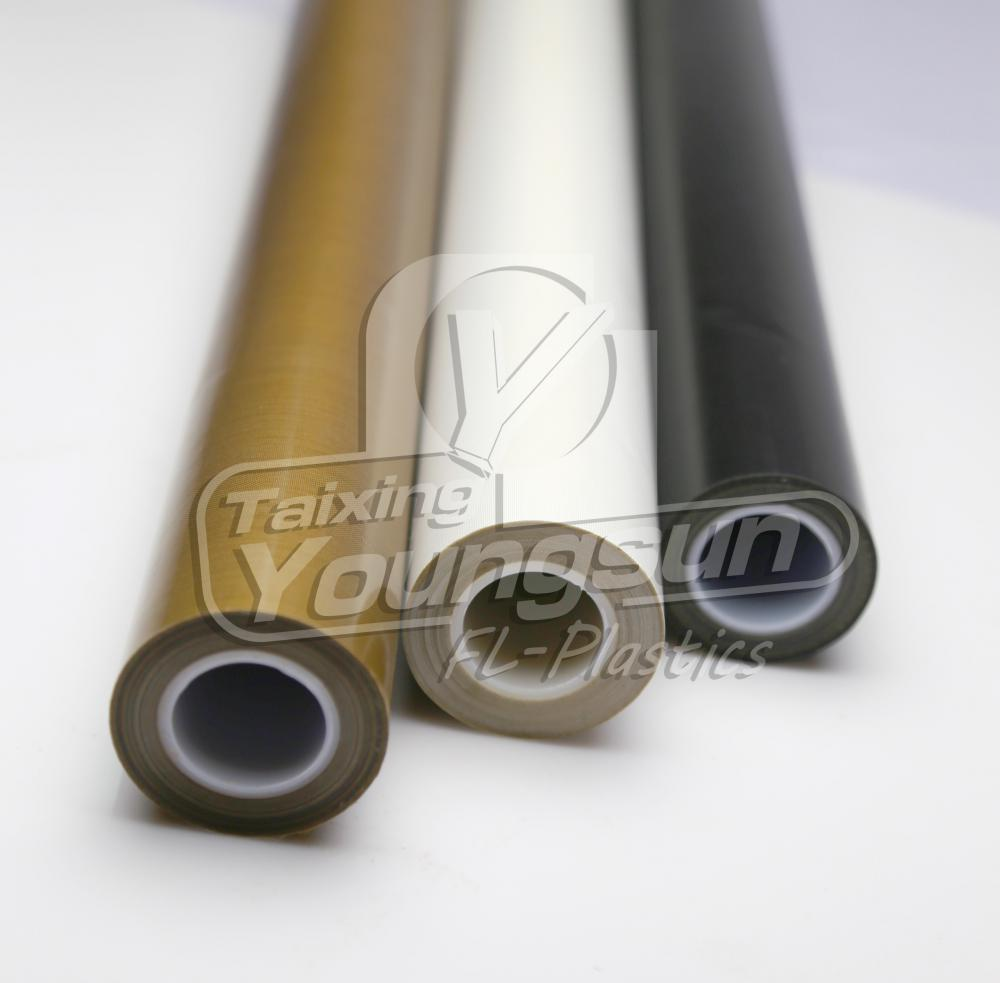 Non Stick PTFE Fiberglass High Temperature Heat Tape