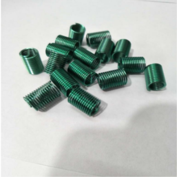 Stainless steel wire threaded insert nut for metal