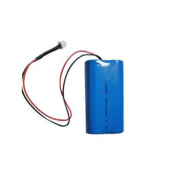 18650 2S1P 7.4V 2900mAh Li Ion Battery Pack