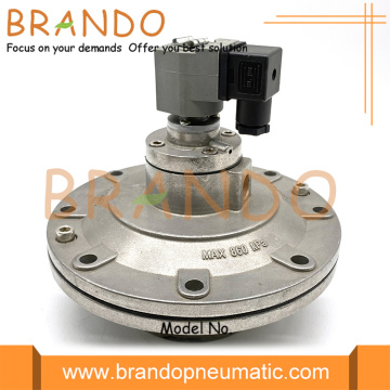 CA89MM 3.5'' Full Immersion Reverse Pulse Jet Valve