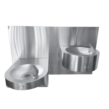 Commercial water fountains outdoor