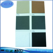 Dyeing Non-woven Polyester Felt Fabric