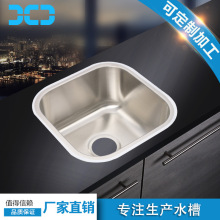 Stainless Steel Single Bowl Bar Sink
