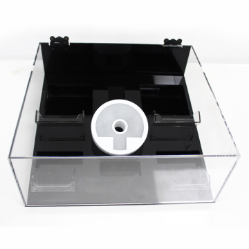 Apex acrylic cigar e-cigarettes display rack stand