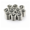 Professional stainless steel locking type wire thread insert