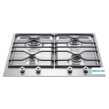 24 Segmented cooktop 4-Burner
