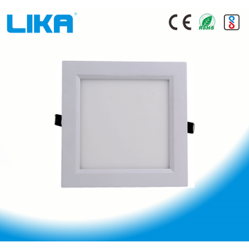 12W Rectangular Square Concealed Mounted Led Panel Light
