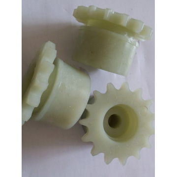 High Wearing CNC Machining Irregular Wheels