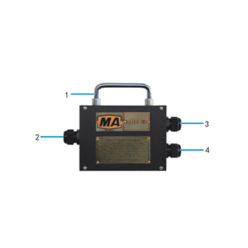 Mine-used Intrinsically Safe Signal Distributor