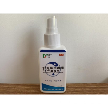 75% Ethyl Alcohol Stay Clean Rinse-free Hand Sanitizer