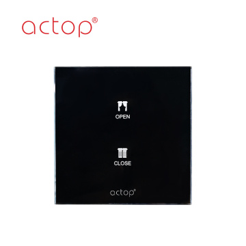 ACTOP 2019 New model of switch for smart hotel