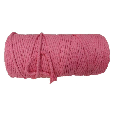 Wholesale in large quantities pure natural cotton rope