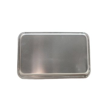1/8 Cookie Sheet Edged Shallow Baking Pan