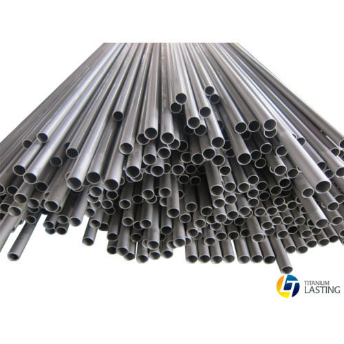 Cold Rolled Seamless Titanium Tube  ASTM B861