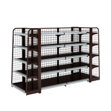 Heavy Duty Display Supermarket Rack Metal Shelving