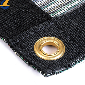 Heavy Duty PVC coated Dust Resistant Mesh Tarp