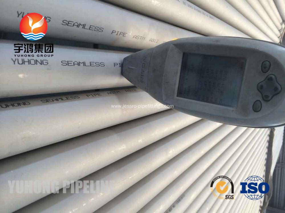 Stainless Steel Seamless Pipe, DIN17456 DIN 17458 EN 10216-5  1/2,EN 10204-3.1B 1.4571. 1.4404, 1.4301, 1.4306, 1.430