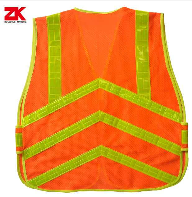 High Quality Warning Waistcoat