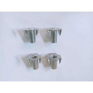 Carbon steel Half thread Hopper Feed T-Nuts