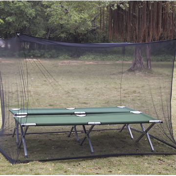 2020 Outdoor Double Camping Box Mosquito Net