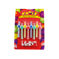 Colorful Sprial Birthday Candles