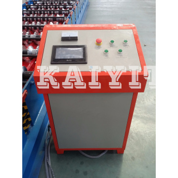 Trapezoid Metal Roof Tile Cold Roll Forming Machine