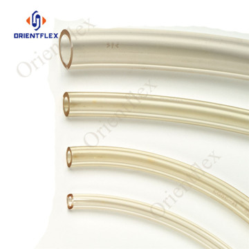 1 inch transparent flexible vinyl tubing hose pipe