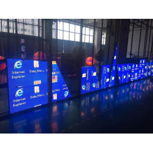 P2.5  triangle led screen