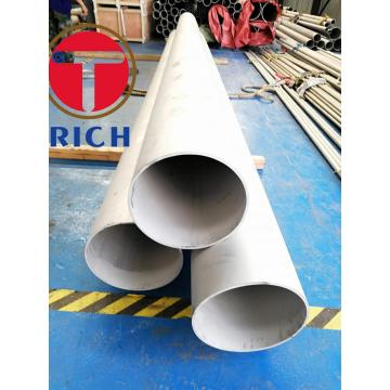 GB/T13296-91 Large Diameter Seamless Stainless Steel Pipe