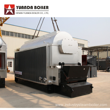 4000 kg/h Coal Fired Boiler for Beverage Production