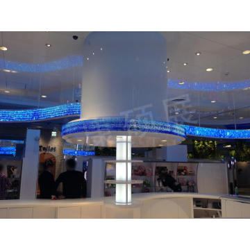 P3 indoor flexible LED display