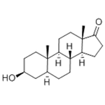 Androstan-17-one,3-hydroxy-,( 57355440, 57261731,3b,5a)- CAS 481-29-8