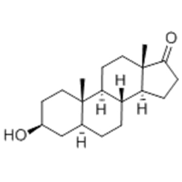 Androstan-17-one, 3-hydroxy -, (57261731, 3b, 5a) - CAS 481-29-8