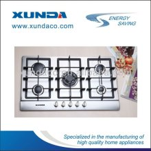 Built-in 5 Burner Stoves Gas Hob