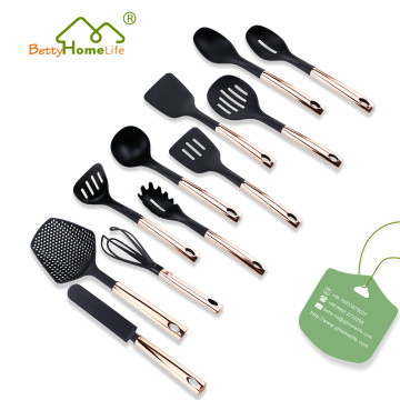 11 Pieces Premium Nylon Cooking Utensils Set