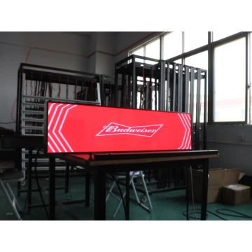 Header Shelf Edge LED Display Screen