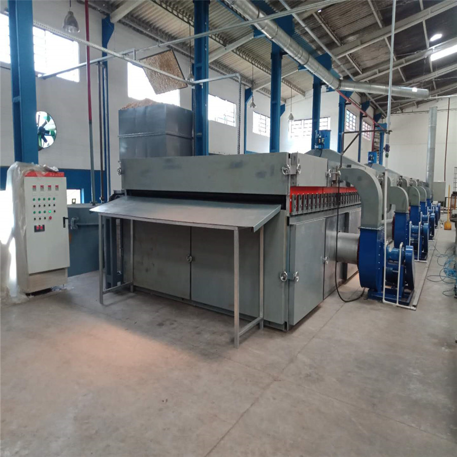 24m1deck Veneer Dryer